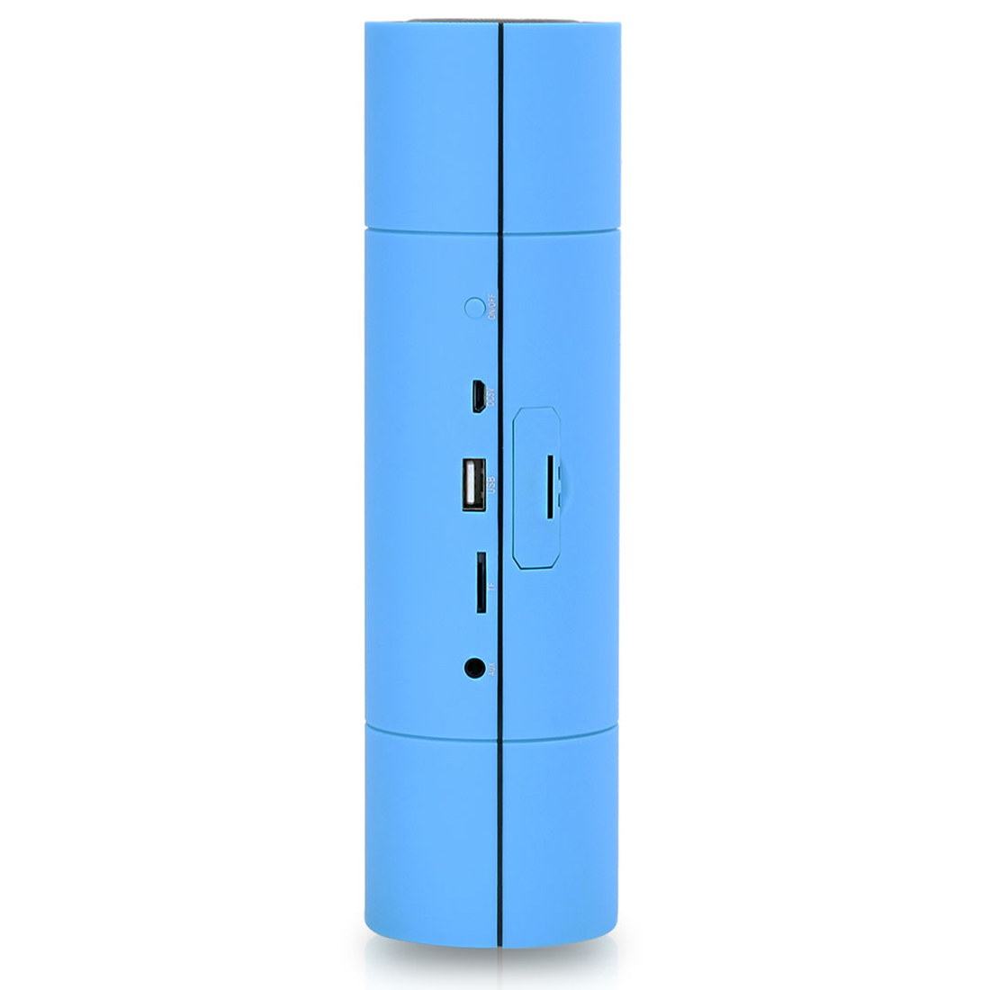 Multi Portable LCD Speaker Wireless Bluetooth V3.0 NFC Speaker With FM Radio