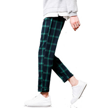 Buy Red Plaid Pants For Men And Get Free Shipping On Aliexpress Com