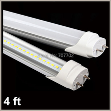 LED Tube Light 4 feet 1200mm 18W SMD2835 AC 85-265V Special offer free fedex 12PCS(China)