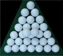 Wholesale Golf Balls Driving Range Golf Balls Golf practice balls Two layer balls(China)