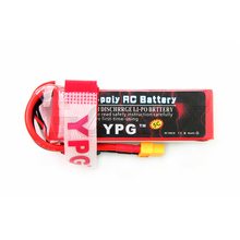 1P/2P YPG 14.8V 1800mAh 70C 4S Lipo Li-Po Lipoly High performance Battery For RC Hobby
