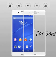 Buy Sony Xperia XA XA1 Ultra 2.5D Full Cover Tempered Glass Ultra Thin Screen Protector Toughened Glass Sony XZ XC XZS XP for $1.45 in AliExpress store