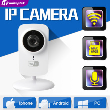 HD 720P Mini Wifi IP Camera Home Protection Wireless Baby Monitor 1.0MP CCTV Camera Security iPhone Android P2P Remote Cam