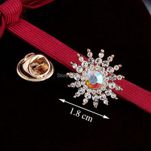 Fashion Clear Design Romantic Shining Star  Sweet Dream Brooch Best Gift For Lover Wedding ,Party,Summer Vacation Gift
