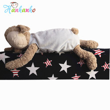 Own Design Sleeping Sheep Plush Toy Baby Comfort Soft Doll Sleep Toy High Quality Stuffed Animal Kids Gift 50cm