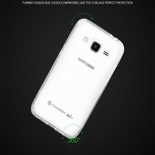 UltraThin Clear Transparent Soft TPU Case for Samsung GALAXY Ace 4 Neo G318H SM-G318H Duos/DS / Lite G313H trend lite2 Cover(China)