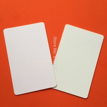 Yongkaida M1S50 500pcs/lot 13.56 ISO 14443A Mhz S50 1k rfid blank ic card read and write printing customized Entry Access syste(China)