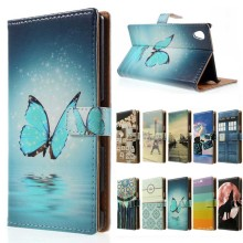 Sony Xperia E5 case Wallet Leather Stand Cover Flip F3311 F3313 F 3311 3313 phone cases coque - CN-Big World Trading Company store