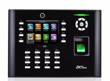 ZK iClock680 Fingerprint Time Attendance Biometric Access Control Terminal Door locks home office security Free shipping