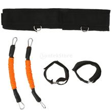 Basketball 70/ 50LB Resistance Band Increase Speed Agility Training Equipment