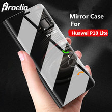Buy Flip Leather 360 Degree Full Cover Case Huawei P10 lite P20 Lite Phone Case Huawei P10 Plus Honor 8 Lite Mate 10 Lite for $3.59 in AliExpress store