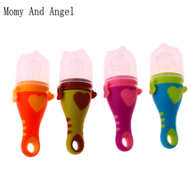 Buy 2016 New Safe Baby Bottles Size S-M-L 4 Colors Nipple Fresh Food Milk Nibbler Feeder Feeding Tool Children 's Day Gift for $1.09 in AliExpress store