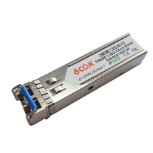 Compatible Ciena DWDM-OC12-8-49 Optical 622m SFP Transceivers 1538.19 nm use in 100GHz channel spacing 80KM Reach(China)