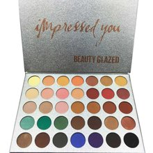Brand New Face Makeup Eyeshadow Palette 35 Color Shades shimmer matte eye shadow pallete cosmetics