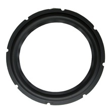 High Quality 2Pcs 10 inch 10''WL-222A Woofer / Bass Speaker Repair Rubber Surround ( 250mm / 227mm / 193mm / 175mm ) Speaker New