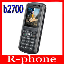 Original Samsung B2700 Mobile Phone 3G Unlocked 2MP Bluetooth Refurbished B2700 Cellphone