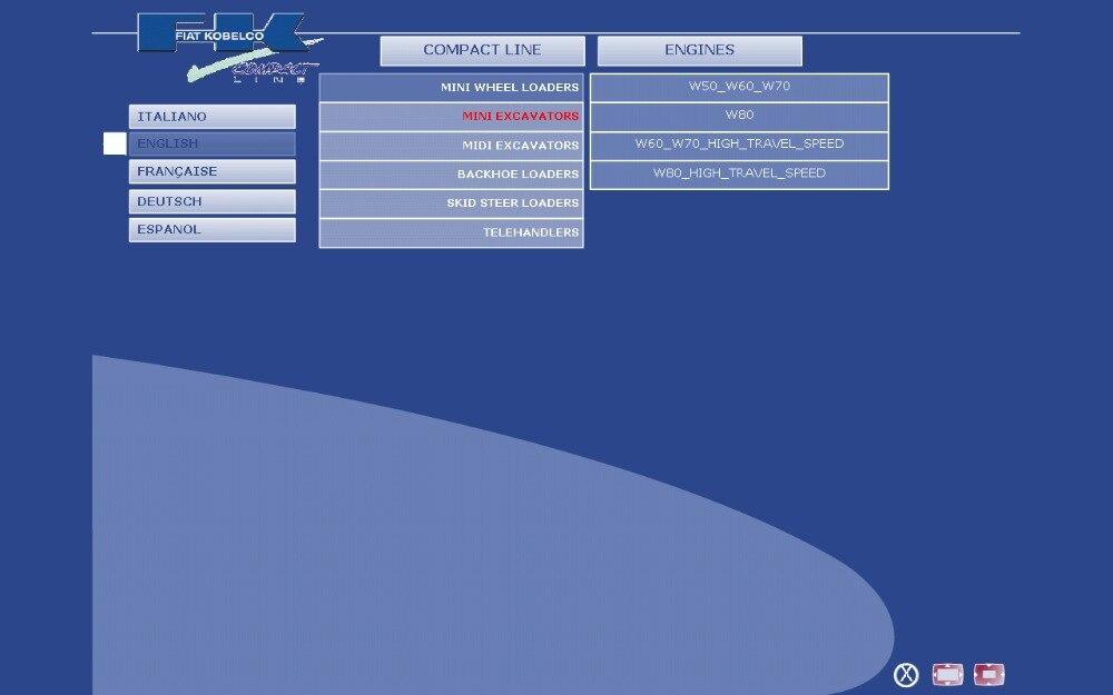 forFiat Kobelco Repair -  Compact Line Repair<br><br>Aliexpress