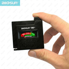 all-sun BT1A Battery Tester Fuse Tester Practical Household Battery Tester Cell Tester(China)