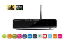 HIMEDIA Q10 IV/Pro, 2GB RAM, 16GB Flash, Android TV Box, Home TV Network player, 3D 4K UHD Set-Top Box, free ship