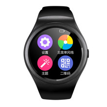 Smart Watch V365 Full Circle Smartwatch Pedometer Sleep Monitor Fitness Tracker SIM TF Mobile Watch for IOS Android Smart Watch