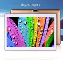 Phone Call 10 Inch Tablet pc Android 5.1 Original 3G Android Quad Core 2GB RAM 16GB ROM WiFi FM IPS LCD 2G+16G Tablets Pc