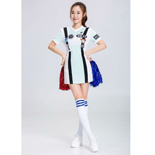 SESERIA School Girl Sexy Cheerleader Uniforms Costumes Cosplay Women Outfit