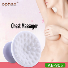 OPHAX Electric Breast Massager Adjustable size chest massage to Prevent breast hyperplasia Enhancer Breast Compact Health Care