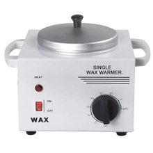 Single Pot Hot Warmer Heater SPA Hands Feet Wax Machine temperature Control Kerotherapy Depilatory Health Care Salon