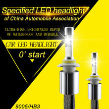 P70 XHP-70 9005 HB3 LED Headlight Bulbs 5000K 6000K Auto Lamp 13200LM 110W High Bright Motorcycle Headlights Headlamp Fog Light(China)