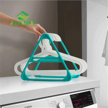 JiangChaoBo Ocean Heart Hanger Clothes Clothes Storage Shelf Home Multifunctional Finishing Rack