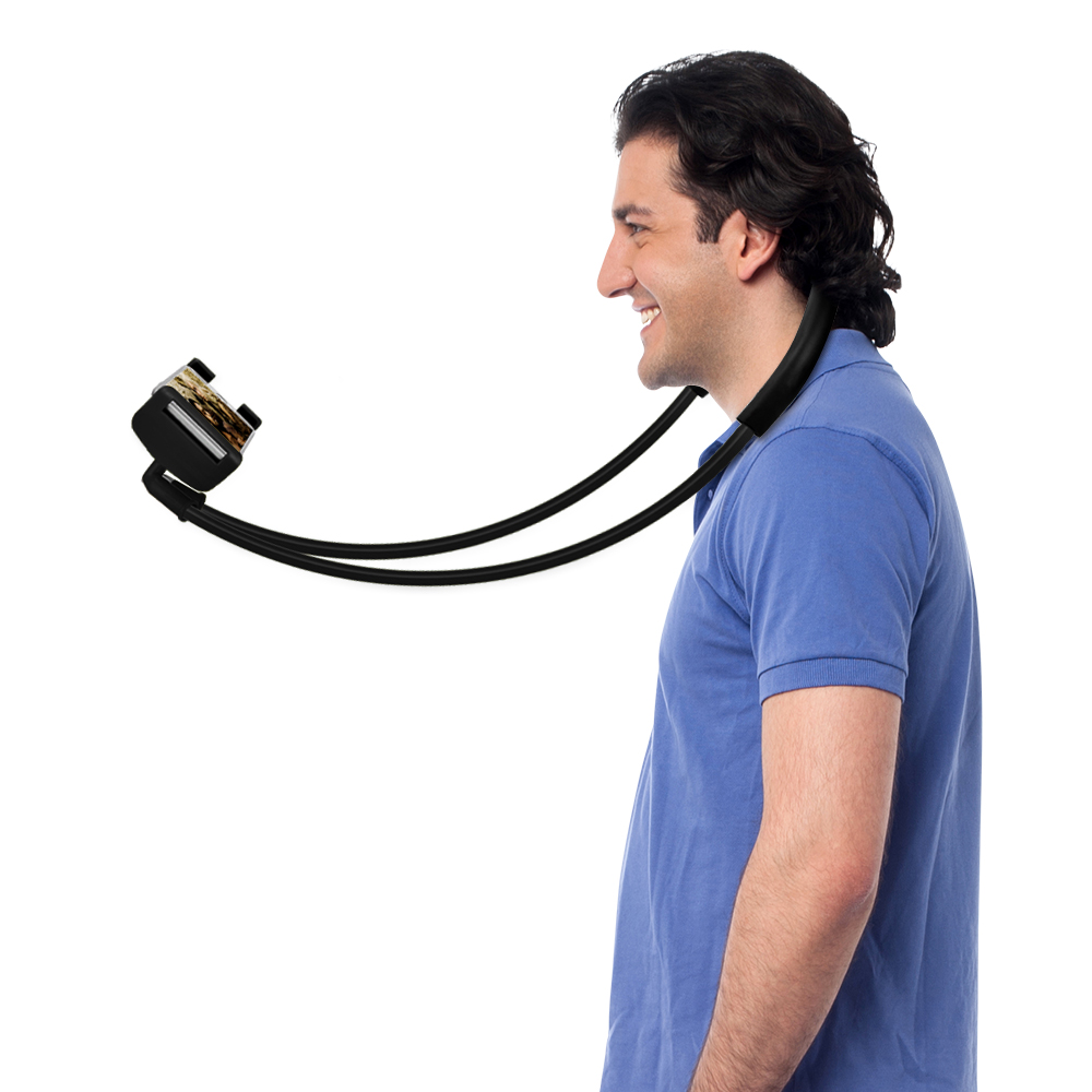 Powstro-Mobile-Stand-Bracket-Lazy-Flexible-Phone-Holder-Bendable-Hang-Neck-360-Degree-Rotation-For-iPhone (1)