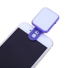 Two Colors 3W Mini RK 10 Mini Photography Lighting LED Flash Fill Selfie Light Outdoor Lighting For Phone Tablet