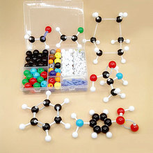 organic chemistry molecular model kit atom structure modelo sets Chemical teaching model for teacher / students School supplies