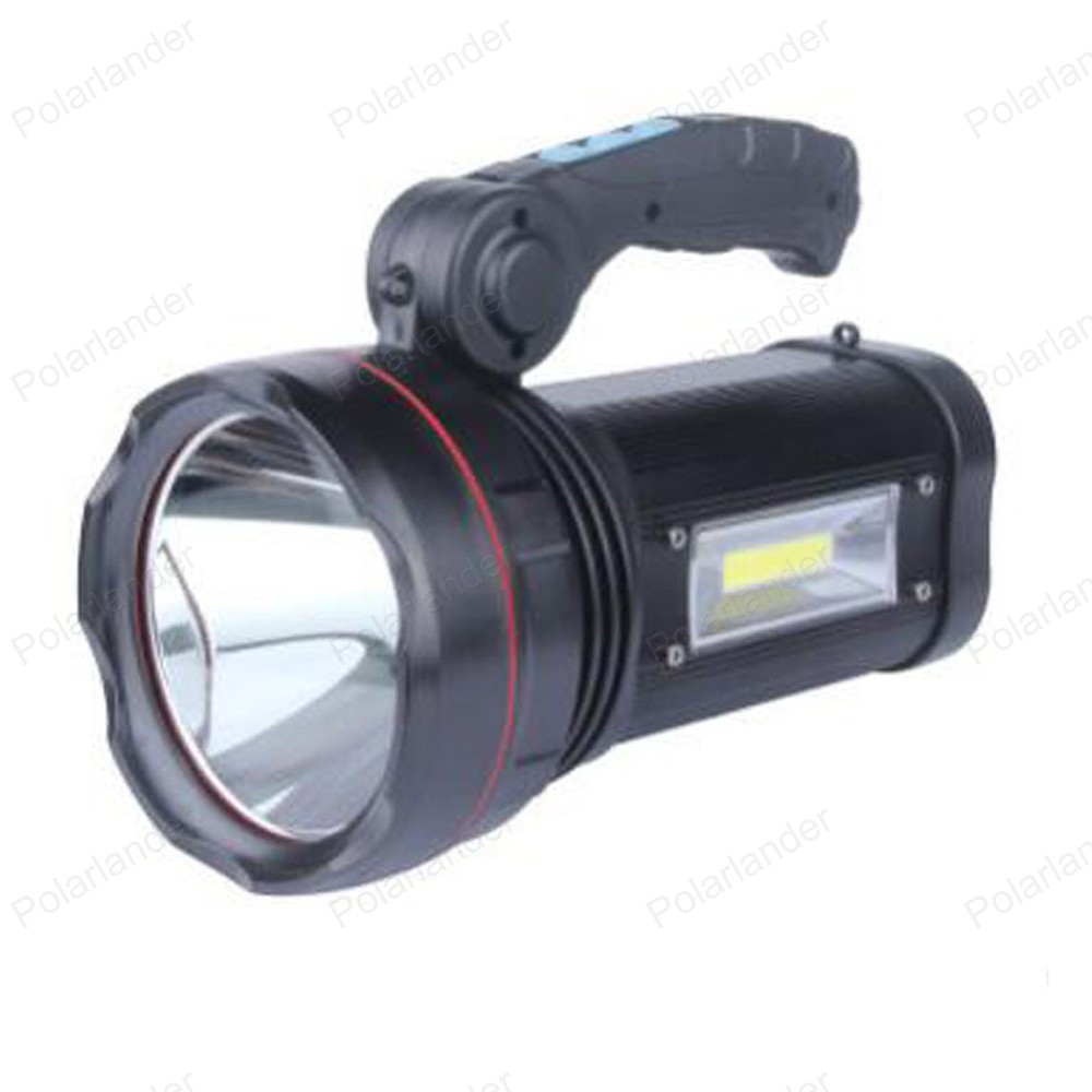 30 W outdoor charge long shot portable light led flashlight led lamp for Outdoor Travel search hunting daily carry lighting<br>