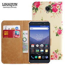 LIHAIJUN For Vertex impress Eagle Case Quality PU Leather Cartoon Case Cover For Vertex impress Eagle 5.5 inch(China)