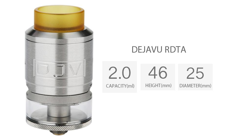 DEJAVU RDTA - 2ml