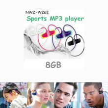 free shipping New w262 gift sports Mp3 earphone headphones music player 8gb dropshipping