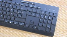 MAORONG TRADING original JME-8105 Spanish keyboard Spanish ultra-thin desktop keys ps2 interface for Acer computer(China)