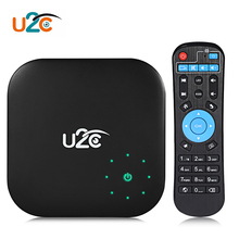 U2C V Plus Android 7.1 TV Box  2GB 16GB Octa-core Amlogic S912 Smart TV BOX Smart 4K HD WIFI Bluetooth Media Player Set Top Box