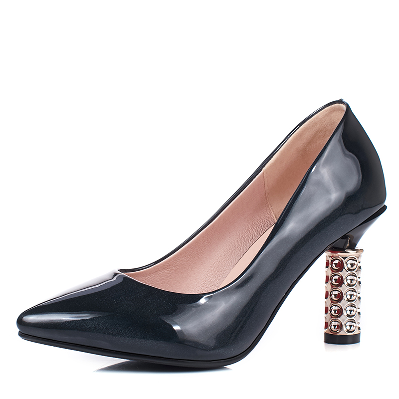 Spring/Autumn Women Pumps Womens Shoes Basic Super High Heels Thin Heel Pointed Toe Party Fashion Crystal Mature Sexy<br><br>Aliexpress
