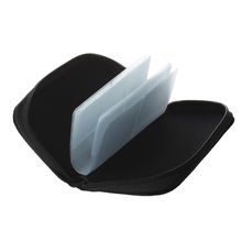 Memory Card Storage Carrying Case Holder Wallet For CF/SD/SDHC/MS/DS 3DS Games(China)