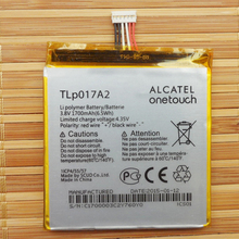 3.8V 1700mAh Original Battery For ALCATEL one touch idol mini OT6012 6012A 6012W 6012E 6012D S530T TLP017A2 Mobile Batteries