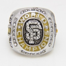 San Francisco Giants Championship Ring 2010 Replica World Series Baseball Ring