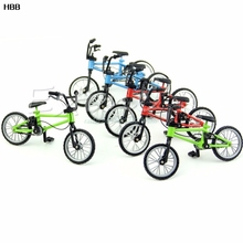 Functional Finger Mountain Bike BMX Fixie Bicycle Boy Toy Creative Game Gift NEW(China)