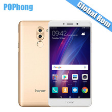 Global ROM Huawei Honor 6X 3GB/4GB RAM 32GB/64GB ROM Dual Rear Camera Cell Phone 5.5 inch Kirin 655 Octa Core Android 7.0 S