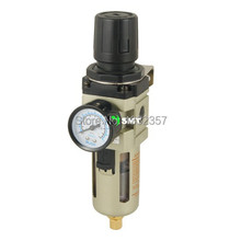 "Pneumatic Treatment Units;AW3000-03 Type;3/8"" Port Size;High Quality  Filter Regulator Combination"