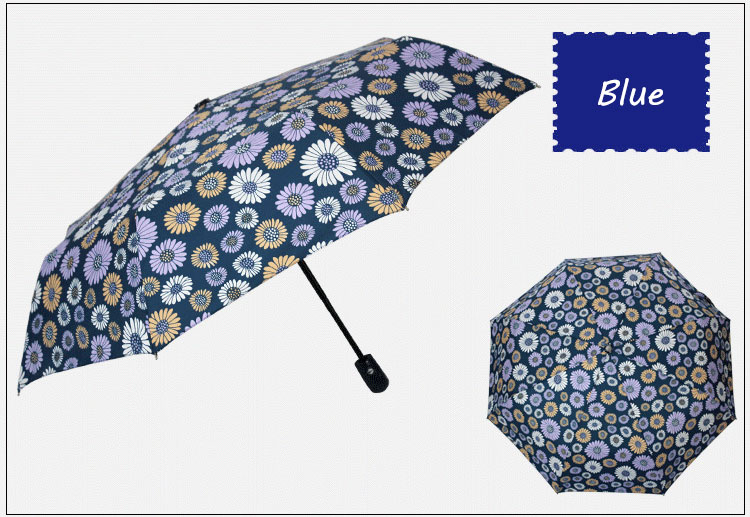 finest selection 65e65 c36f8 Brand 3Folding Mini Automatic Umbrella Rain Women Male Auto Luxury Business  Windproof Umbrellas For Men Rain And Sun Parasol - us75