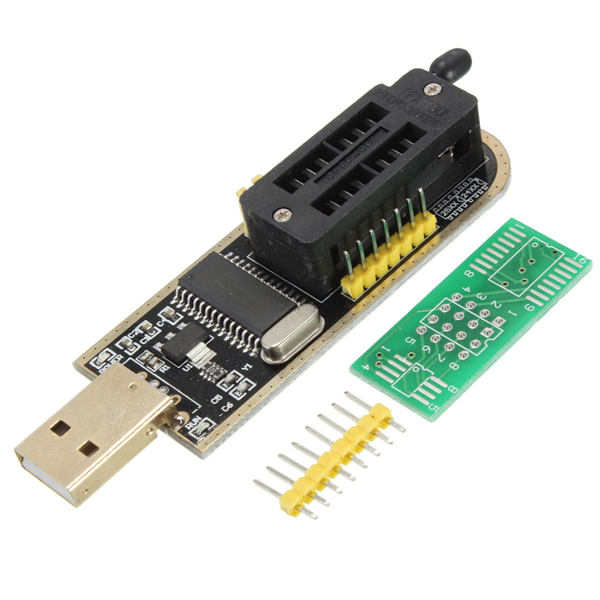 USB Programmer CH341A Series 24 EEPROM BIOS LCD Writer 25 SPI Flash Free Shipping<br><br>Aliexpress