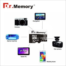 Dr.memory 2017 OEM stick usb Micro TF Card 32GB 16GB Class 10 Microsd Card 4GB 8GB Class 6 Micro SD Card Memory Card(China)