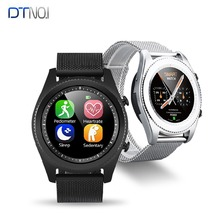 Original No.1 S9 MTK2502C Smart watch Heart Rate Monitor Bluetooth 4.0 Smart Wristwatch Wearable device for iOS Android Phone(China)